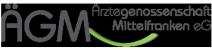 Ärztegenossenschaft Mittelfranken (ÄGM) Logo